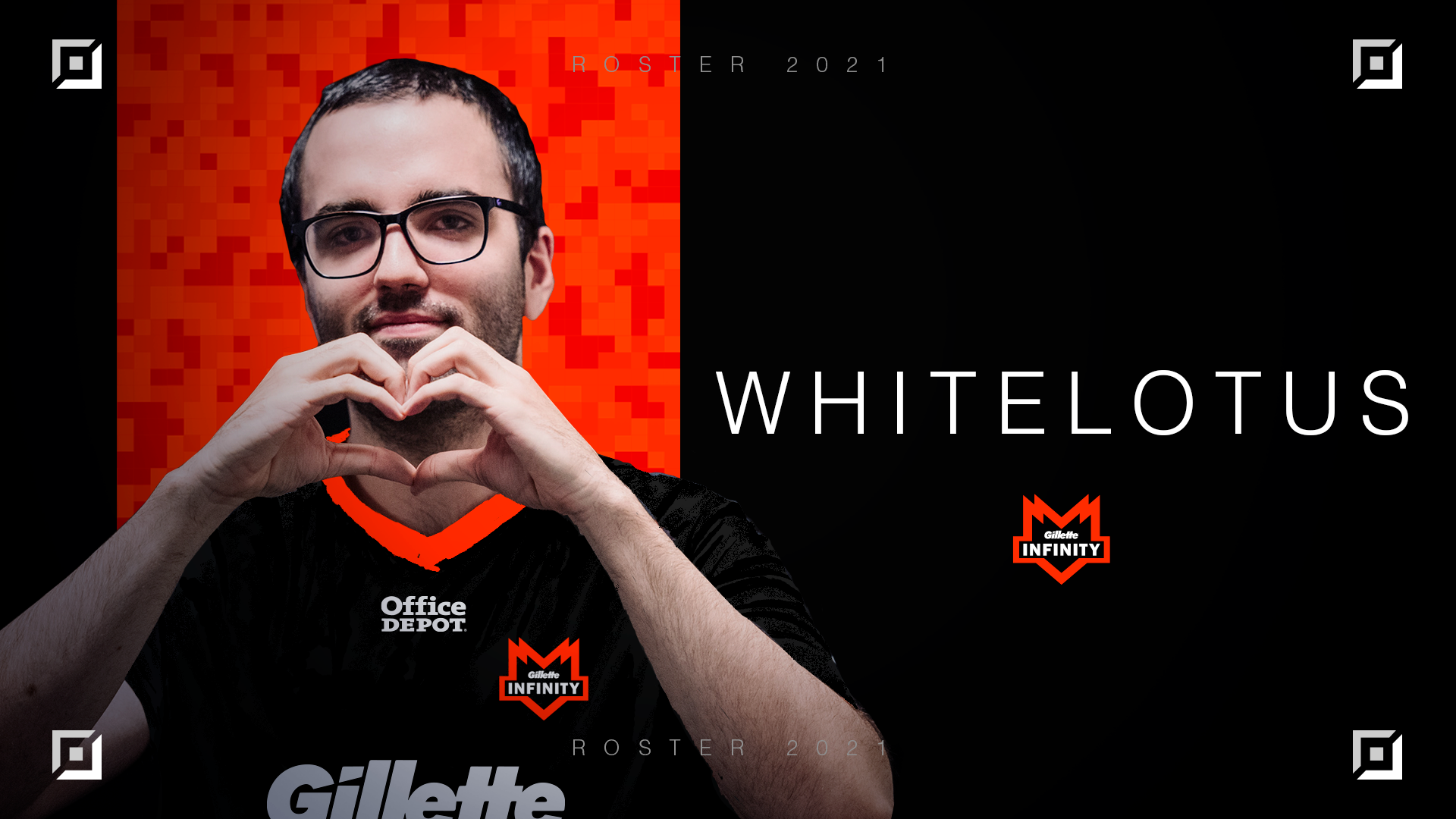 INF Whitelotus