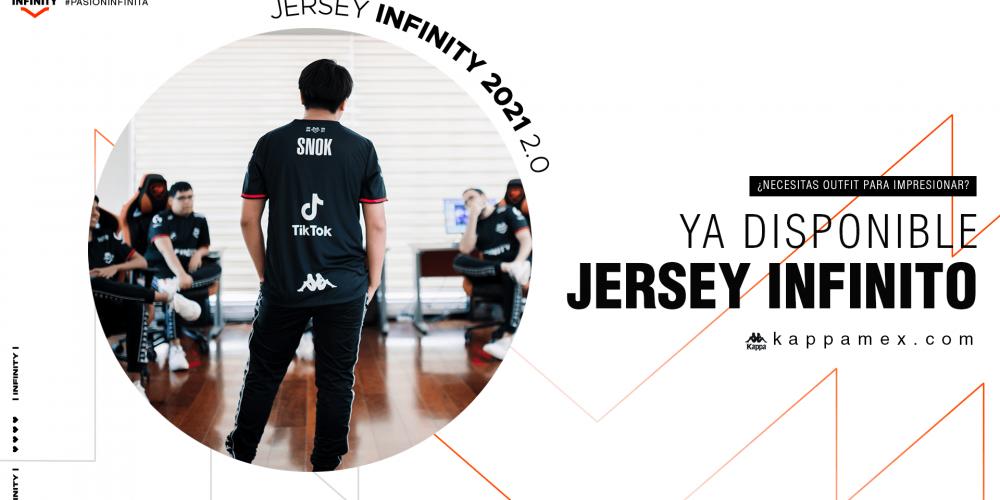 Jersey INFINITY 2021 Snok
